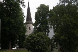 St. Johanniskirche in Lüganuse (Luggenhusen)
