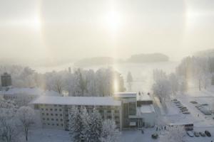 Отель Спа & центра отдыха Pühajärve