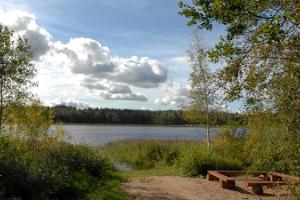 Озеро Рухиярв