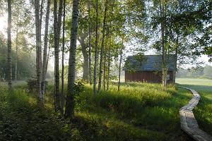 Oksa ozolu pļava un atpūtas vieta Somā