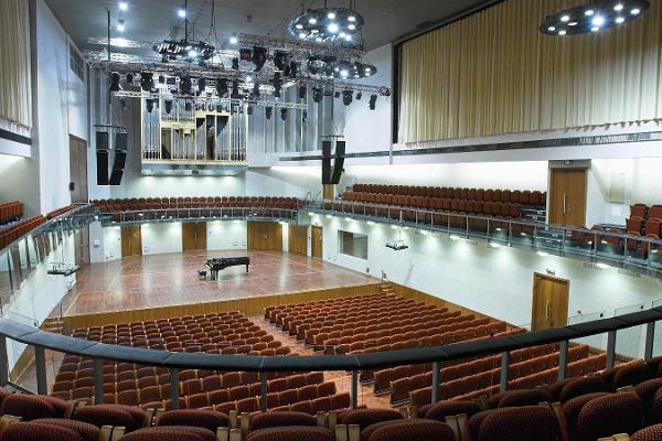 Pärnun konserttitalon seminaaritilat