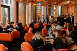 Kohvik Cafe Cello Pärnu kontserdimajas