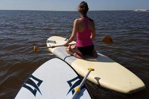 SUP board rental by Pärnu Surf Center in Pärnu and elsewhere in Estonia