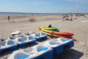 Pedalo rental by Pärnu Surf Center in Pärnu and elsewhere in Estonia