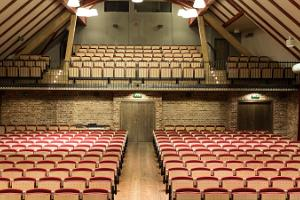 Viljandi Pärimusmuusika Aida konverentsi- ja seminariruumid