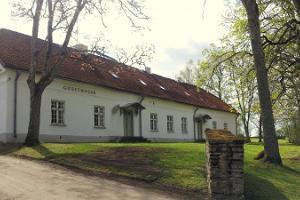 Gästehaus des Gutshofs Palmse