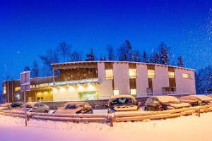Лыжные тропы Вильяндиского уездного центра спорта и отдыха