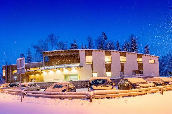 Viljandi County Sports and Recreation Centre ski tracks