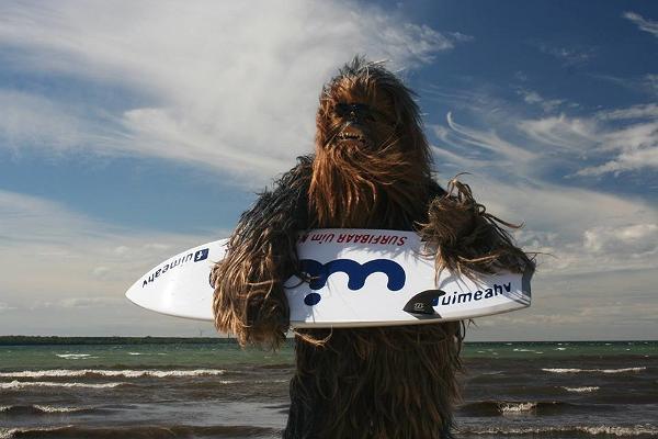 Surf bar Uim