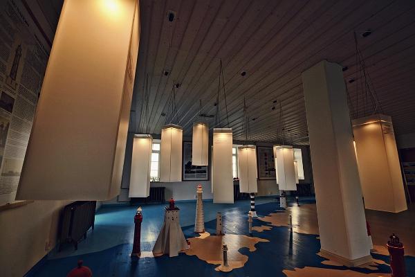 Besucherzentrum Sõrve