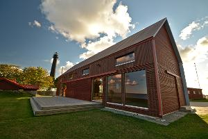 Sõrve tuletorn & Külastuskeskus