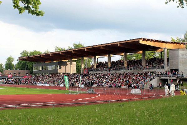 Tamme staadion ürituse ajal