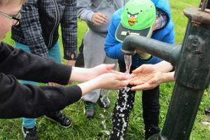 Vattenklokas resa till rena vattnets ursprungsort