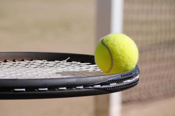 Tennishalle von Pärnu