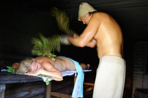 Rural spa at Maria Farm