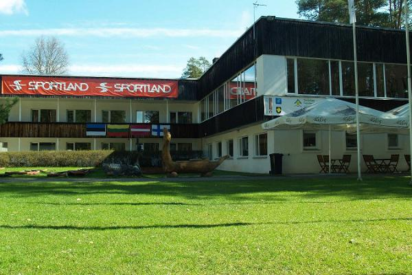 Seminar rooms at Tartu County Recreational Sports Centre