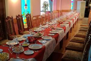 Ресторан отеля Päeva Villa