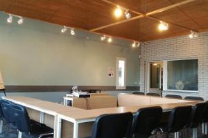 Seminarraum der Päeva Villa