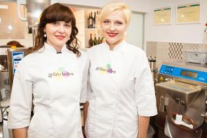 Glasskaféet Gelato Ladies