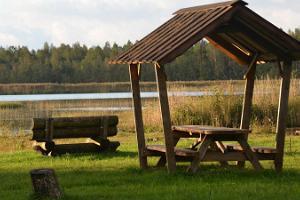 Центр отдыха Järveääre («У озера»)