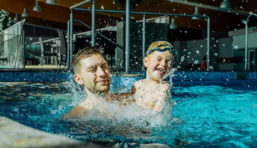 water parks, aqua parks, Estonia, children, holiday