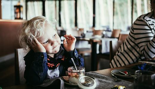 Parimad söögikohad lastega peredele