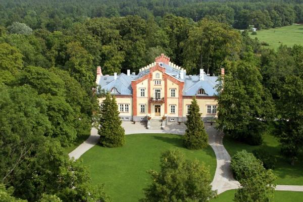 Pädaste herrgård (Pädaste Manor)