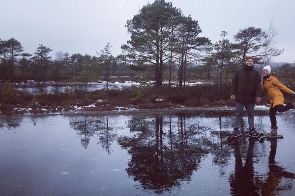 Kanuu.ee metsalaager seltskonnale Kõrvemaal Järvi järvedel