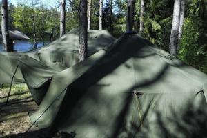 Kanuu.ee forest camp for you and your friends on the lakes of Järvi in Kõrvemaa