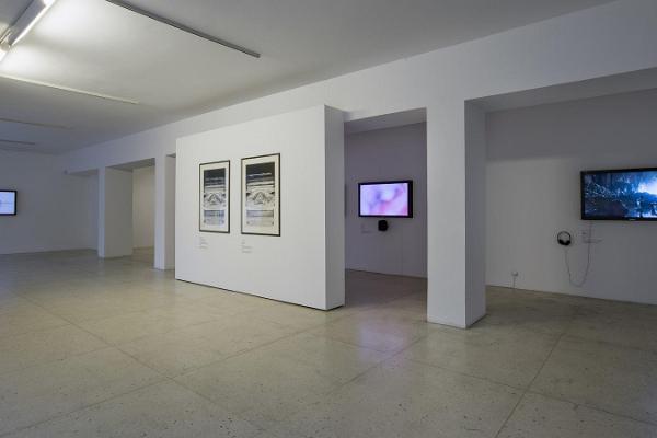 Tallinnan taidehallin galleria