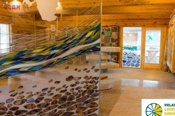 Palade Kivimite Maja museum-lärobyggnad (Palade Bergarters Hus)