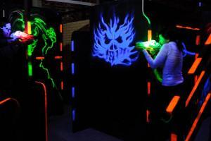Pērnavas Lāzeru parks - adrenalīns no cīņas ar lāzeriem!