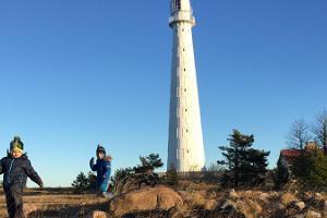 Leuchtturm Tahkuna