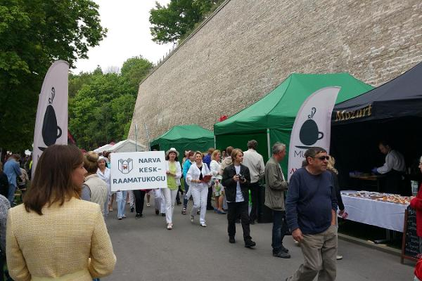 Food Fair 'Narva TASTES'