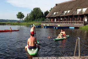 Sammuli Puhkeküla Viljandi järve kaldal
