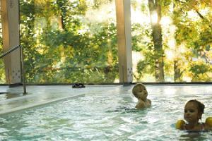 Swimming Pool of Pühajärve Spa & Holiday Resort