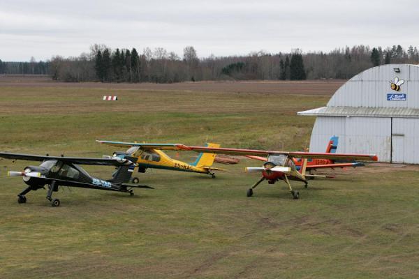 Ridalin lentokerhon yleisölennätykset purje- ja moottorilentokoneella