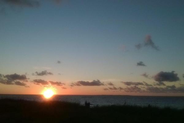 Segeln auf die Insel Ruhnu mit der Segelyacht Põhjatäht (dt. Polarstern)