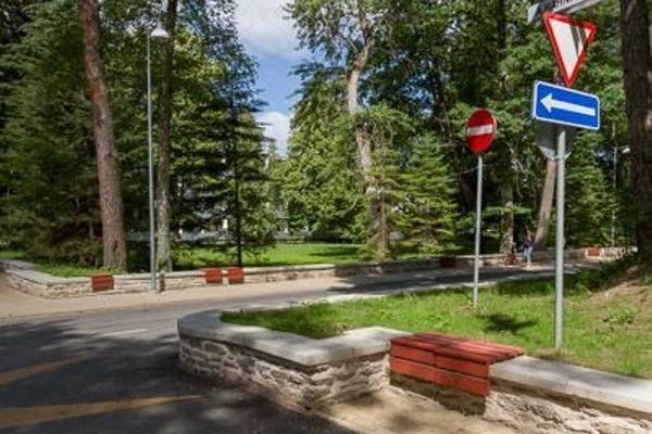 Pime park in Narva-Jõesuu