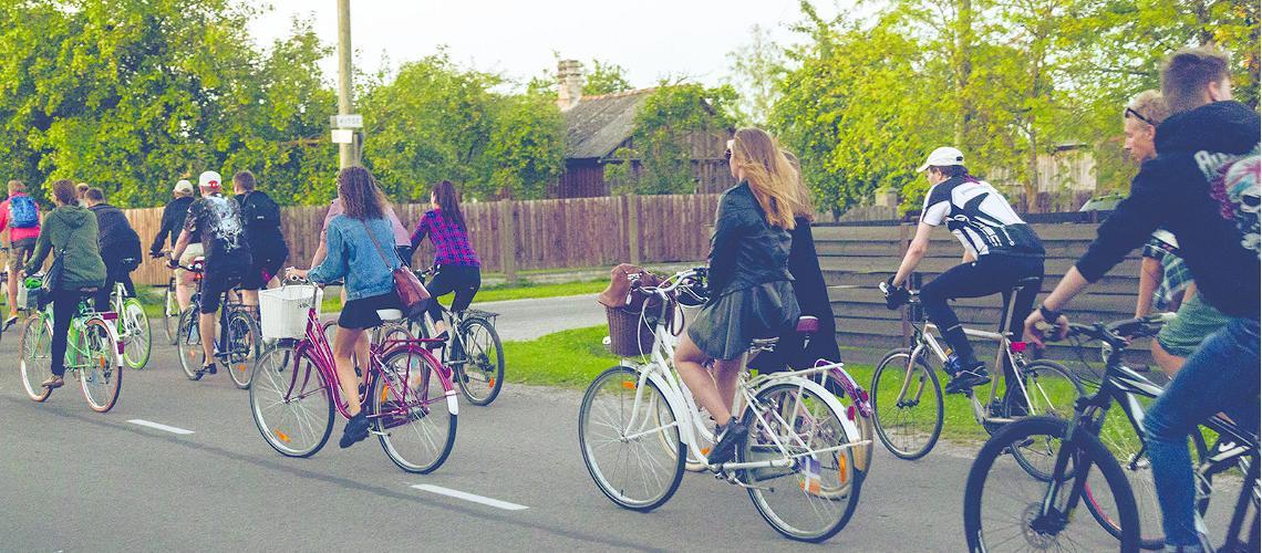 Cycling in Estonia, Visit Estonia