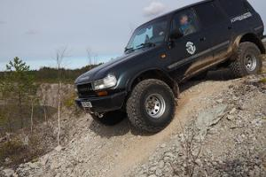Extreme Safari in den ehemaligen Industriegebieten von Aidu