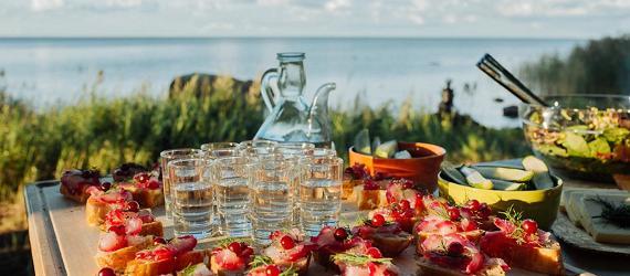Peipusa ezera kulinārais mantojums un Sīpolu ceļš