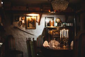 Gloria Vinkällare Restaurangen