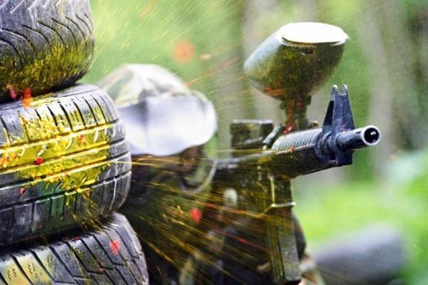 Paintball lahingud Pidula Forellis