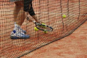 Pidula Forell semesterbys tennisbana
