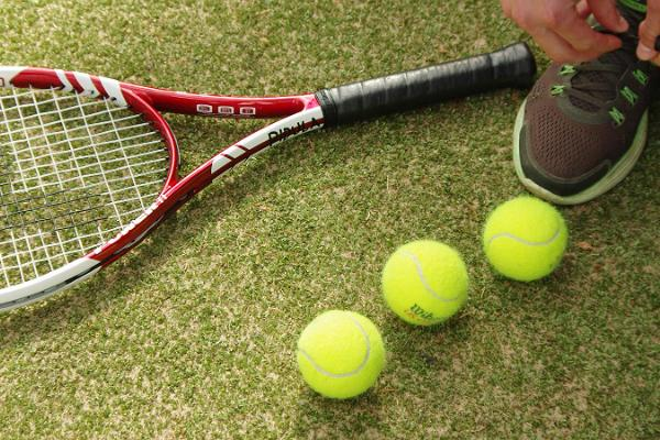 Pidula Forell puhkeküla tenniseväljak