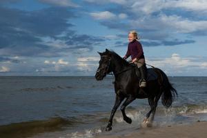 Arma ratsatalu ratsaretk mere äärde