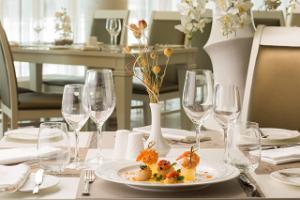 Restaurangen Romantic Garden