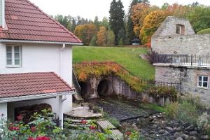Oandu Vesiveski Villa i Lahemaa Nationalpark