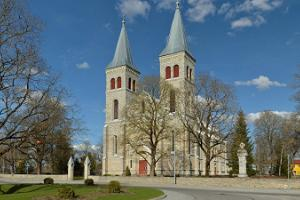 Раплаская церковь Марии Магдалены